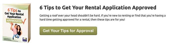 6 tips to get your rental application approved
