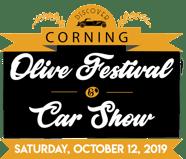 Corning Olive & Car Show