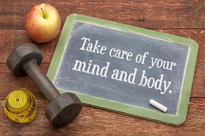 taking care of mind and body