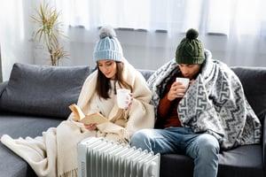 warm inside your rental