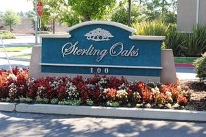 Sterling Oaks Front