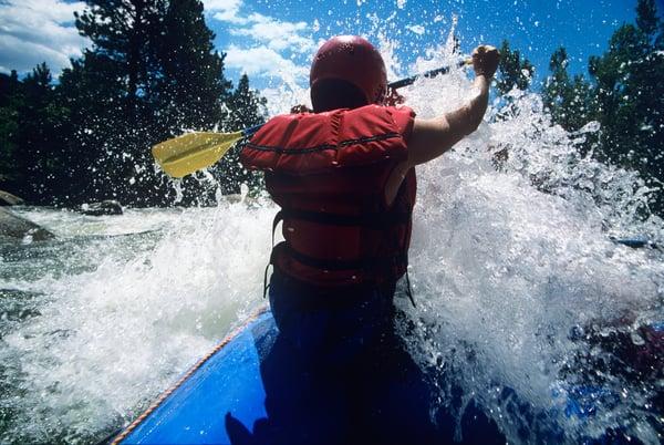 Feather River Kayaking