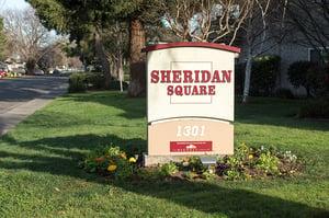 sheridan square sign
