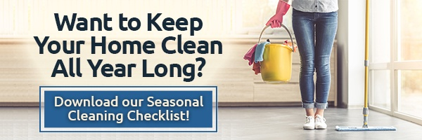 Seasonal Deep Cleaning Checklist