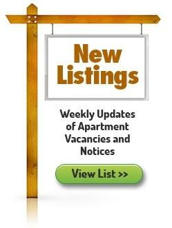 Apartment Vacancies
