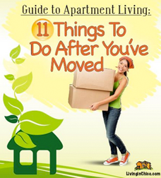 11 Things to do after your moved